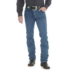 Wrangler Men's Premium Performance Cowboy Cut Slim Fit Jean,