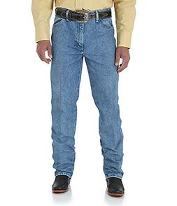 Wrangler Men's Cowboy Cut Slim Fit Jean, Antique Wash, W35 L
