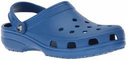 Crocs Men's and Women's Classic Clog, Comfort Slip On Casual