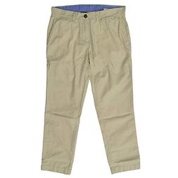 Tommy Hilfiger Mens Custom Fit Chino Pants