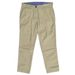 Tommy Hilfiger Mens Custom Fit Chino Pants