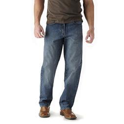LEE Men's Custom Fit Loose Straight Leg Jean - Big & Tall, D