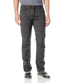 Hudson Jeans Men's Damian Slim Straight Leg Twill Pant with