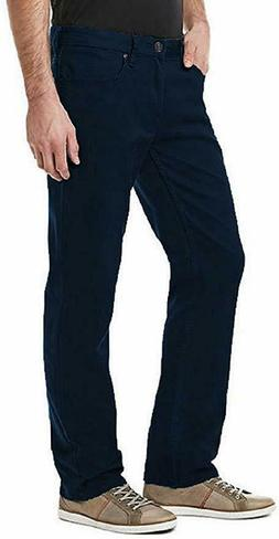 Buffalo David Bitton Mens Sam-X Slim Straight Stretch Jeans