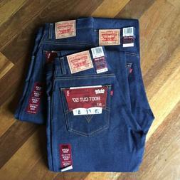 Deadstock Vintage 2004 Men's LEVI'S 517 Bootcut Denim Jeans