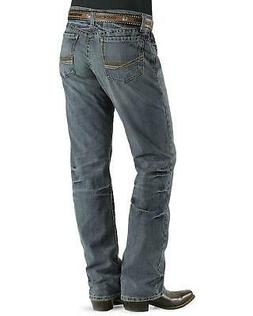 Ariat Denim Jeans - M4 Scoundrel Relaxed Fit - Big and Tall