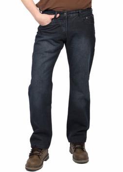 Indigo 30 Men's Fashion Denim Jeans, Blue Black, Size 34 X 3