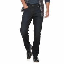 aada5b52a3 Apt 9 Denim Mens Jeans Straight Fit Leg size 38 40 NEW