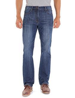 Indigo alpha Comfort Stretch Straight Fit Denim Jeans for Me