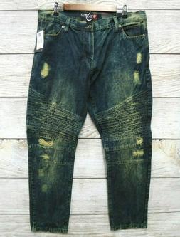 Southpole Men's Fashion Denim in Various Design , Medium San