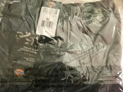 "Dickies 13"" Flat Front Work Shorts, Charcoal, 32   NEW"