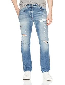 Hudson Jeans Men's Dixon Easy Straight Jeans, Landmark, 34