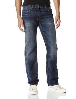 Buffalo David Bitton Men's Driven - X Straight Leg Jean, Sli