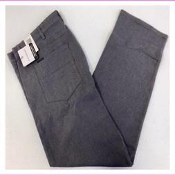 Calvin Klein Easy Fit Mens Jeans Straight Leg Dark Cliff Hea