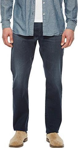 AG Adriano Goldschmied Men's Everett Slim Straight Leg Denim