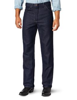 Wrangler Men's Big Rugged Wear Stretch Jean,Stonewashed,44x3