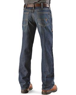ARIAT Men's Shale Fire Resistant Bootcut Work Jeans Denim 34