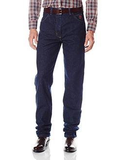 Wrangler Men's 20X Original Fit Jean,Stone Dark Denim,35x38