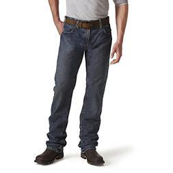 Ariat Men's Flame Resistant M5 Slim Straight Leg, Shale, 36x