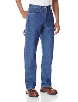 Bulwark Men's Flame Resistant 14.75 Ounce Pre-Washed Denim D
