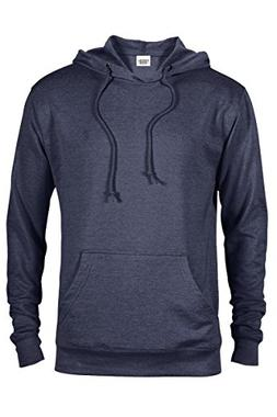 Casual Garb Fleece Hoodies for Men Heather French Terry Pull