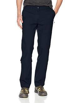 Columbia Men's Flex ROC Comfort Stretch Casual Pant, Abyss,