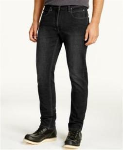 Dickies Flex Slim Tapered Jeans Black Mens 31X32 New
