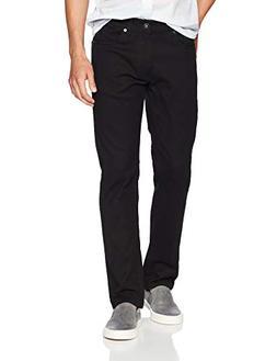 Southpole Men's Flex Stretch Basic Twill Rinse Denim Pants,