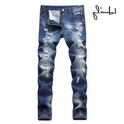 HMILY <font><b>Jeans</b></font> <font><b>Men</b></font> High