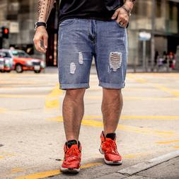 <font><b>Mens</b></font> Denim Shorts Plus Size 28-48 <font>