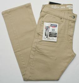 Denizen From Levi's #10075 NEW Men's Slim Straight Fit 232 S