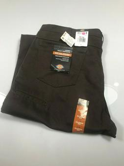 Genuine Dickies Big and Tall, Men's Staydark Jeans, 44UL,Cho