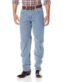 Genuine Wrangler Men's Comfort Flex Jean,Arctic Blue,32x34