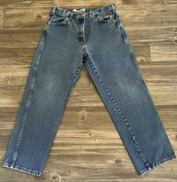 Genuine Dickies Men's 5-pocket Jeans W216035 Men's Size 34x3
