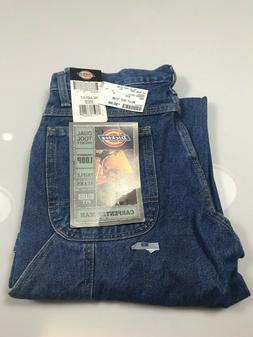 Genuine Dickies Men's Pants Carpenter Jeans Relaxed Fit 30x3