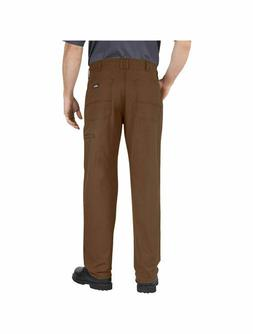 Genuine Dickies  Men's Relaxed Fit Straight Leg Dungaree Jea