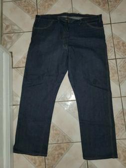 Genuine DICKIES Mens Jeans Size 46x32 REGULAR FIT Denim Blue