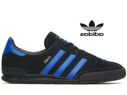 Genuine Adidas Originals Jeans ®  Black Royal Blue