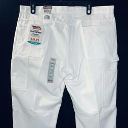 Genuine Dickies Utility/Painters Pants Mens Relaxed Fit Whit