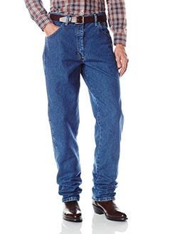 Wrangler Men's Big George Strait Cowboy Cut Jean Relaxed Fit