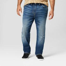 Goodfellow & Co Men's Big & Tall Slim Straight Fit Jeans - B