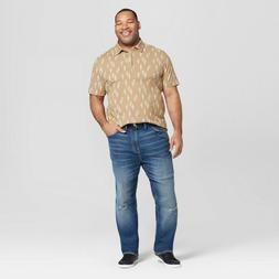 Goodfellow & Co Men's Big & Tall Slim Straight Fit Jeans Coo