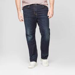 Goodfellow & Co Men's Big & Tall Slim Straight Fit Jeans - D