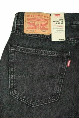 gray 502 men s regular taper jeans