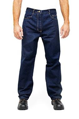 Kolossus Heavy Duty Relaxed Fit Straight Cut Five Pocket 100