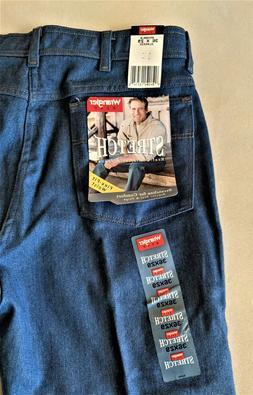Wrangler Hero - Men's Stretch Jeans with Flex-Fit Waist
