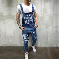 Hip hop Fashion <font><b>Men's</b></font> Ripped <font><b>Je