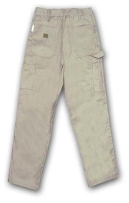 "32"" Inseam Rasco Fire - retardant Carpenter Pants, KHAKI, 34"