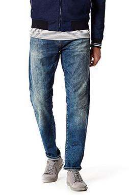 Mavi Men's Jake Random Extreme Vintage Jean, Blue, 32x33