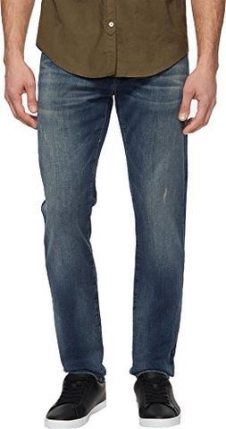 Mavi Jeans Men's Jake Regular Rise Slim Jeans In Deep used W